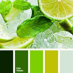 Color Palette #3286