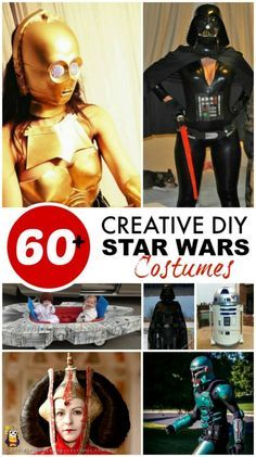 Coolest homemade Star Wars costumes