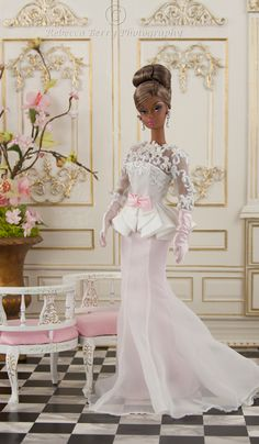 Evening Gown Sillkstone Barbie 2 | by think_pink1265