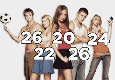 She's The Man. | The Real Ages Of '00s Movie Teenagers