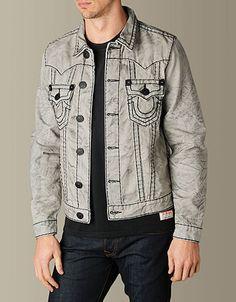 True Religion Mens Jimmy Super T...   $295.00