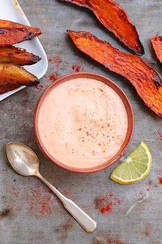 Smoked Paprika Aioli is a drool-worthy dipping sauce and so easy to make!