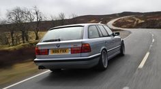 The only thing I don't get is the Alpina-shields. Mercedes W124, Volvo 850, Bmw E34, Bmw 5 Series, South London, Best Fishing, Station Wagon, Impreza, Range Rover