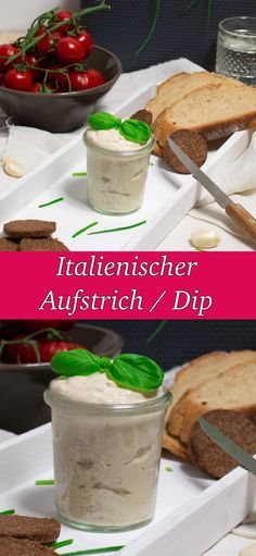 Today is time for a dip recipe. There is an Italian cream. The spread goes well with vegetable sticks, on a fresh slice of bread, or with potatoes. Dips are so versatile and also great for any buffet or for brunch. Mexican Breakfast Recipes, Healthy Dessert Recipes, Egg Recipes, Brunch Recipes, Mexican Food Recipes, Desserts, Dip Recetas, Easter Brunch, Food For A Crowd