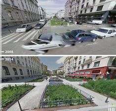 Gallery - Before & After: 30 Photos that Prove the Power of Designing with Pedestrians in Mind - 3