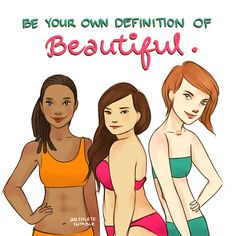 """Arthlete ~ """"Be your own definition of Beautiful."""""""