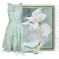 Beautiful Blue Green