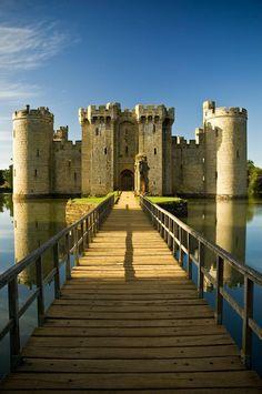 Bodiam Castle England, UK