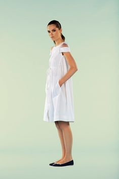 Fendi Resort 2012 Fashion Show - Caroline Brasch Nielsen