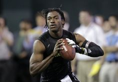 Robert Griffin III is ready for camp
