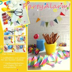 Party Dekoration