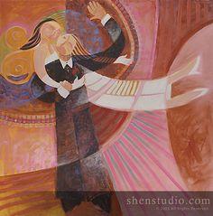 """Unity, Marriage, Love"" by Shen @ ShenStudio.com"