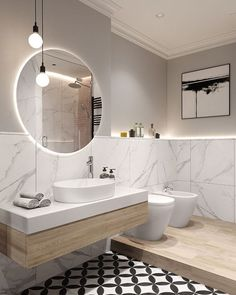 31 Best Marble Look Ceramic Tile images in 2019 | Marble