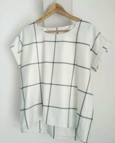 10 patrons gratuits pour coudre un t-shirt | LOUISE