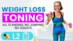 20 Minute LOW IMPACT Weight Loss Cardio Toning Workout for Women over 50 . Looking to lose weight during perimenopause Weight Loss Meals, Losing Weight Tips, Weight Loss Tips, How To Lose Weight Fast, Toning Workouts, Fun Workouts, At Home Workouts, Workout Meals, Post Workout