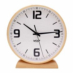 Moderne Mantel Clock