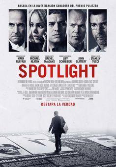 SPOTLIGHT - Mejor Película 2015