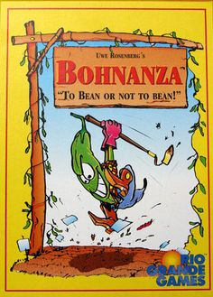 Bohnanza: Great game that you can place with up to 7 people