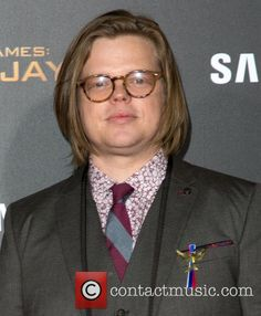 """Elden Henson - Celebrities attend Premiere Of Lionsgate's """"The Hunger Games: Mockingjay - Part 2"""" at Microsoft Theater. at Microsoft..."""