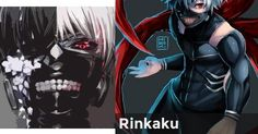 Rinkaku | What type of kagune do you possess as a ghoul? (UPDATED)