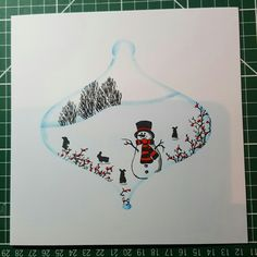 Stamped Christmas Cards, Homemade Christmas Cards, Xmas Cards, Handmade Christmas, Christmas Fun, Holiday Cards, Cardio Cards, Card Io, Card Crafts