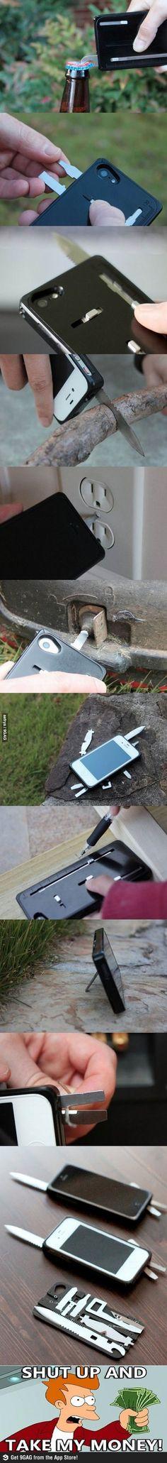 Zwitsers iPhonehoesje.