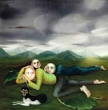 bridget bate tichenor paintings