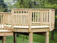 Deck Railings: Ideas And Options
