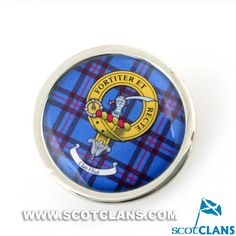 Elliot Clan Crest Pin