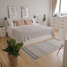"Gefällt 8,379 Mal, 27 Kommentare - Scandinavian Homewares (@istome_store) auf Instagram: ""We just love the gorgeous bedroom of @photosbyir Menu JWDA Concrete lamp available online. Good…"""