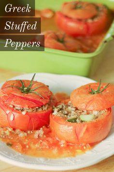 #greekfood #greekrecipe #nomnom #lemonandolives #healthyfood #healthy #nomnom  #tomatoes #recipe #foodporn #food #greece #dinner