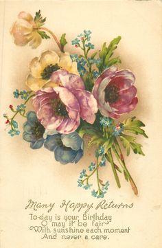 vintage postcard