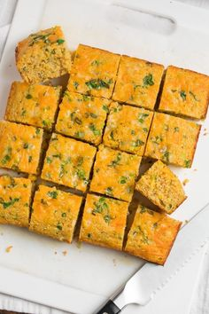Easy Mexican Cornbread from scratch! So much better than a Jiffy mix. This cheesy stuffed Mexican cornbread recipe is moist, tender, and packed with cheese, jalapeno, and Mexican corn. Jiffy Recipes, Jiffy Cornbread Recipes, Moist Cornbread, Buttermilk Cornbread, Cheesy Recipes, Mexican Food Recipes, Cheesy Cornbread, Corn Recipes, Mexican Dishes