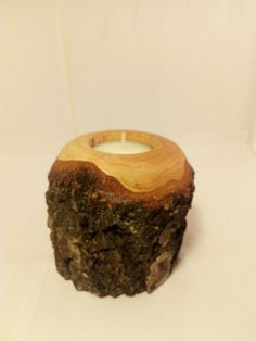 Country Style Candle Decor