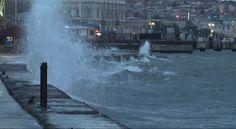 #istanbul #lodos #ido #haber #haberler  Sabah saatlerinde Lodos'a teslim olan İstanbul, Bakırköy, Fatih, Beşiktaş sahillerinde dev dalgalar oluşturdu.