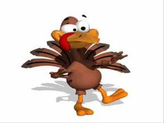 """La danse des canards en français - Bon pour un """"body break!"""" Only wish it was actually a DUCK instead of a turkey! French Teaching Resources, Teaching French, Thanksgiving Graphics, French Poems, Animated Clipart, French Education, Core French, French Classroom, French Classic"""