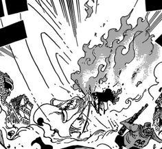 Sabo vs Fujitora