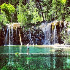 hanging lake (colorado)