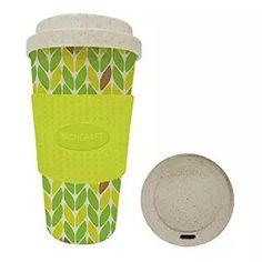 Nedokážete si představit ráno bez lahodné kávy z vaší oblíbené kavárny? Vezměte si s sebou vlastní designový kelímek Vacucraft! Opakovaně použitelné kelímky Vacucraft jsou vyrobeny z bambusu a jsou biologicky rozložitelné. Navíc skvěle těsní, proto se nemusíte bát, že by vám cestou káva vytekla. Coffee Cups, Tea Cups, Bamboo Cups, Cup Art, Container Size, New Green, Chai, Safe Food, Biodegradable Products
