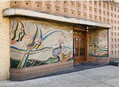 19 of New York City's Hidden Art Deco Gems, Mapped - Beyond The Empire State - Curbed NY
