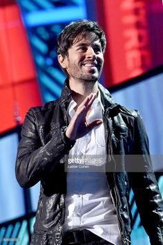 Singer Enrique Iglesias speaks onstage during The 17th Annual Latin Grammy Awards at T-Mobile Arena on November 17, 2016 in Las Vegas, Nevada.
