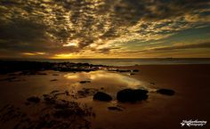 Sunset at Rocky Point,Bunbury,Western Australia.Photographed with a Nikon D90