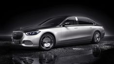 2021 Mercedes-Maybach S 580 base price starts at more than $185,000 | Autoblog Mercedes Maybach, New Mercedes, Benz S Class, G Class, Bentley Flying Spur, Automatic Transmission, Rolls Royce, Fiat, Audi