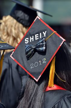 sou graduation 2012 graduation cap decoration ideas