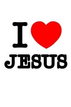 I love Jesus <3