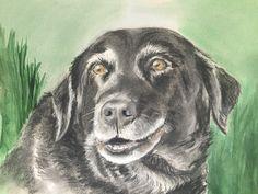 Labrador Retriever, Dogs, Animals, Art, Labrador Retrievers, Art Background, Animales, Animaux, Pet Dogs