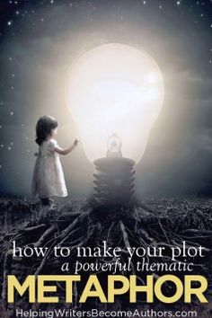 To discover what thematic metaphor your plot is offering from amid its characters' entertaining adventures, all you have to do is ask the right questions. Fiction Writing, Writing Advice, Writing Resources, Writing Help, Writing A Book, Writing Prompts, Writing Skills, Writing Romance, Writing Courses