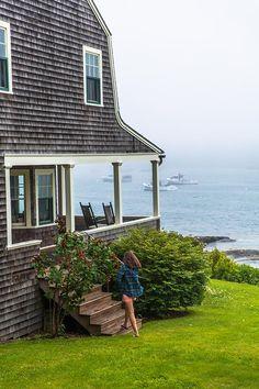 La casa al lado de mar