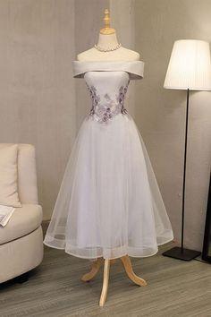 Prom Dresses Short #PromDressesShort, Prom Dresses For Girls #PromDressesForGirls, A-Line Prom Dresses #ALinePromDresses