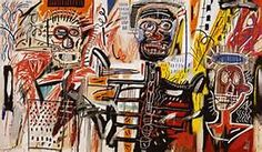 About the Painter Jean-Michel Basquiat was an American artist. Basquiat first achieved fame as part of SAMO, an informal graffiti duo who wrote enigmatic epigra Jean Michel Basquiat, Jm Basquiat, Basquiat Tattoo, Keith Haring, Andy Warhol, Jackson Pollock, Jasper Johns, Basquiat Paintings, Canvas Paintings